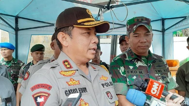 8 Ribu Personel TNI-Polri Jaga Gedung KPU Saat Pengumuman Sengketa Pilpres