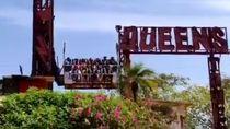 Ngeri! Wahana Permainan Rusak, Wisatawan Jatuh 3 Meter