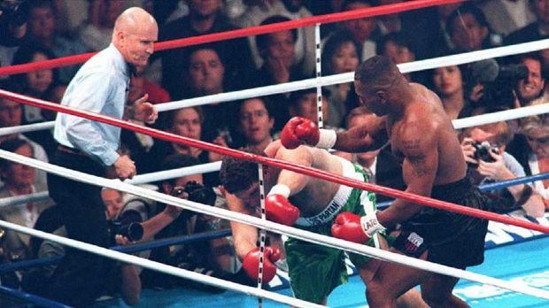 Mike Tyson Tidak Khawatir dengan Kematian
