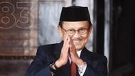 Banjir Doa untuk Pak Habibie di Tengah Pusaran Hoax