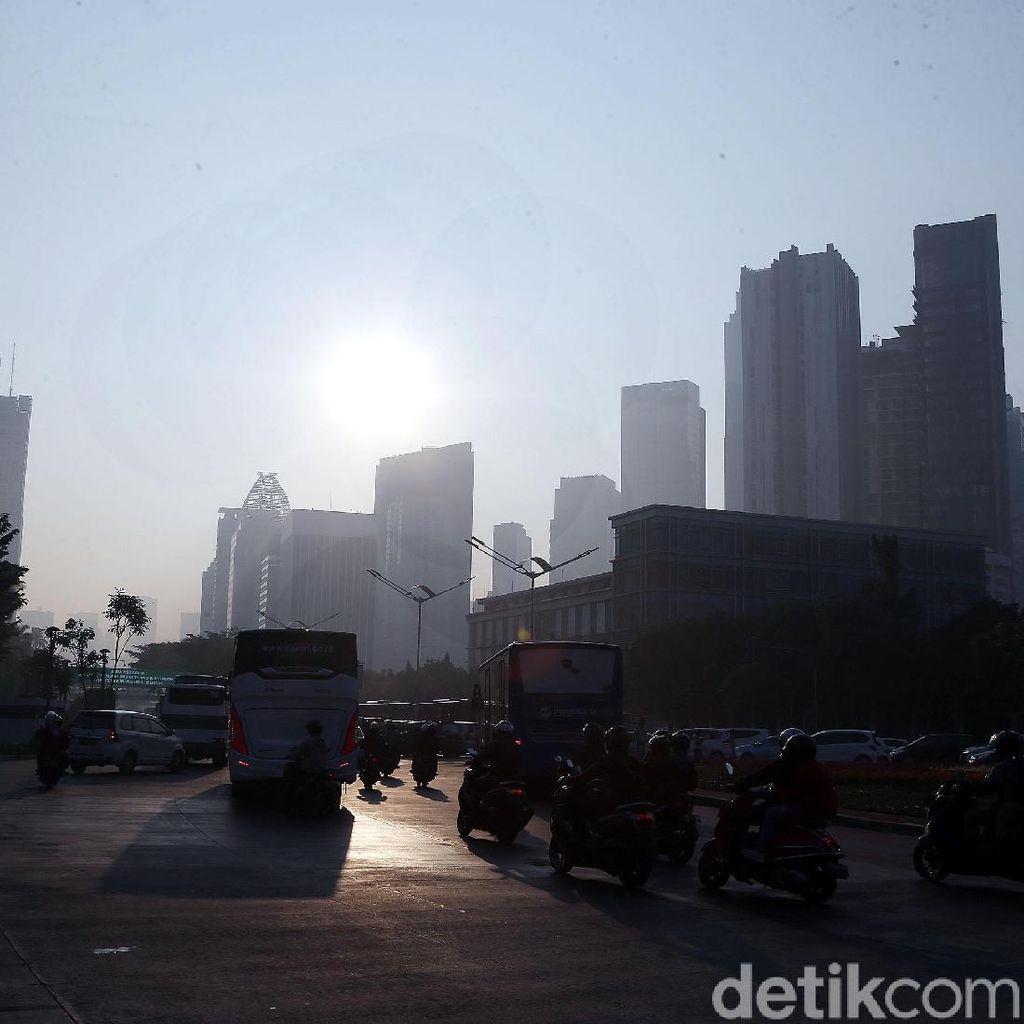 AirVisual Bukan Acuan, Ini Data KLHK Soal Kualitas Udara di Jakarta