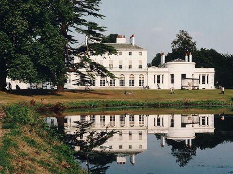 Frogmore Cottage, tempat tinggal Meghan Markle dan Pangeran Harry.