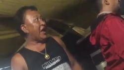 Video Oknum Polisi Pemaki Pedagang Nasi Bebek Kena Sanksi!