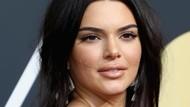 Momen saat Wajah Kendall Jenner Tak Semulus Biasanya, Kulit Dipenuhi Jerawat