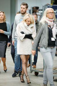 Pamela Anderson merasa hancur karena diselingkuhi pacar.