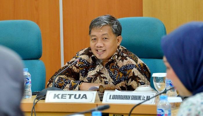 Wakil Ketua DPRD DKI, Abdurrahman Suhaimi (Dok. PKS DKI)