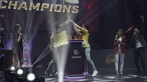 Bangga! Tim Indonesia Juara Turnamen Internasional Mobile Legends