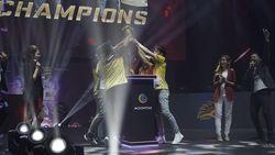 Bangga! Tim Indonesia Juara Turnamen Internasional Mobile Legends