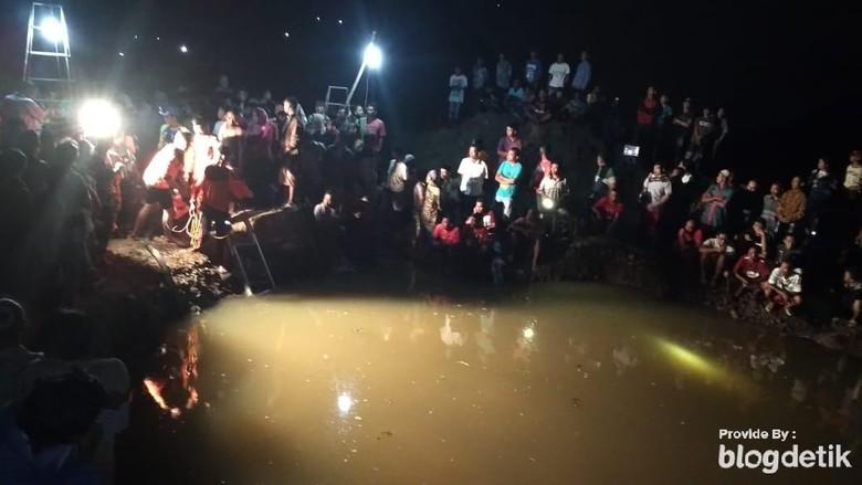 Pemuda di Jepara Tewas Tenggelam di Sungai Galian C