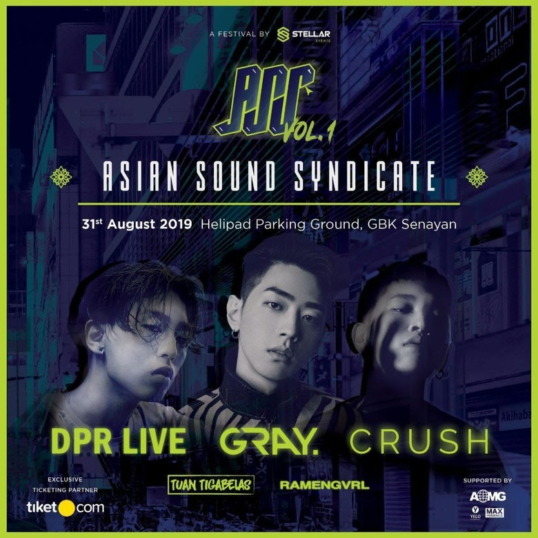 Foto: dok. Asian Sound Syndicate