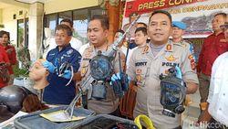 Hilang 2 Tahun karena Dicuri WNA, Senpi Anggota Brimob Bali Ditemukan