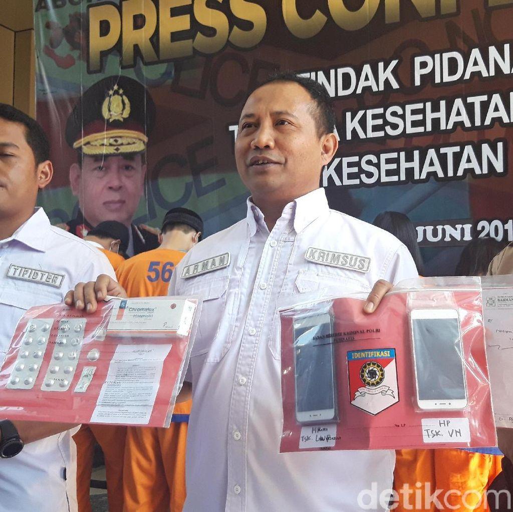Polisi Bongkar Praktik Aborsi di Surabaya dan Sidoarjo