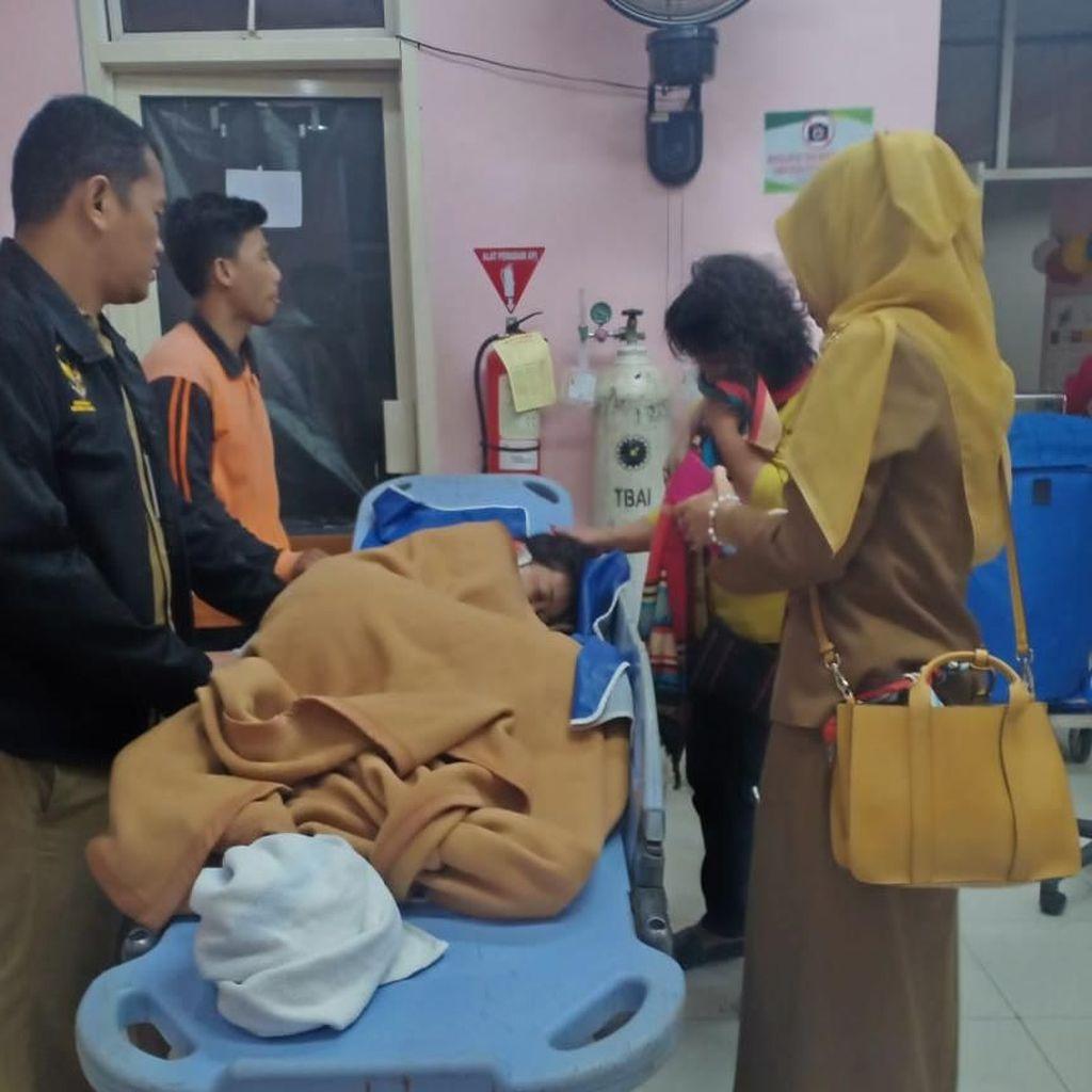 Wakil Wali Kota Jakut: Sellha Ditabrak Pemotor yang Lawan Arus