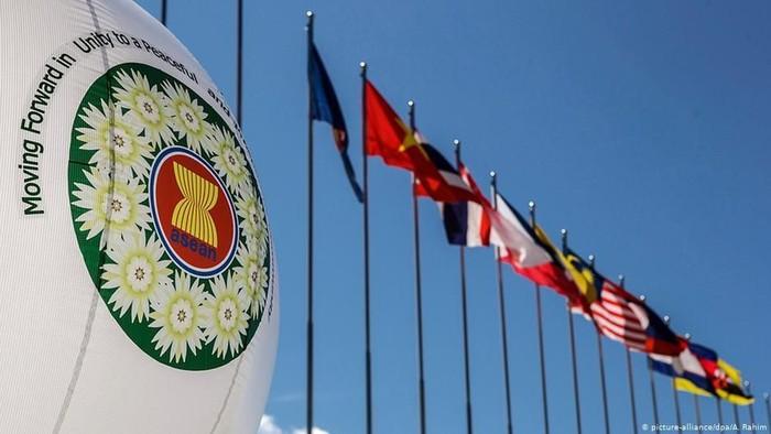 ASEAN Perkuat Kerjasama Ekonomi Guna Hadapi Eskalasi Perang Dagang Cina-AS