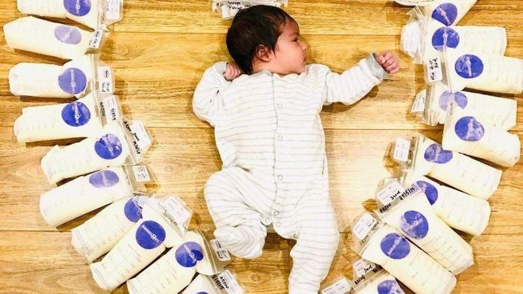 Berbagi Susu Jadi Alternatif Ibu Menyusui yang Sedang Marak di Australia