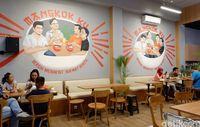 Mangkok Ku: Mencicip Rice Bowl di Resto Chef Arnold-Kaesang-Gibran yang Hits