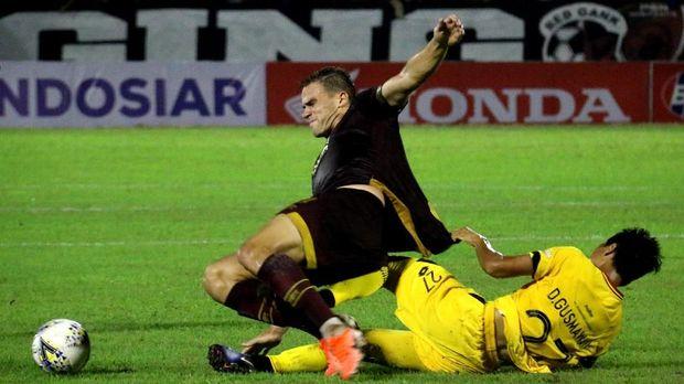 PSM memiliki sejumlah peluang yang gagal dimanfaatkan menjadi gol.