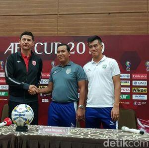 Terjepit di Piala AFC, PSM Cari Detail Kelemahan Becamex
