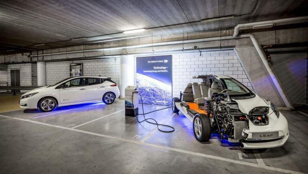 Korsel Serius Garap Baterai Mobil Listrik di RI, Teken Kerja Sama Pekan Ini