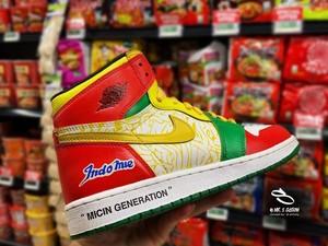 Cerita Arif Wahyudi yang Laris Jadi Desainer karena Sneakers Nike x Indomie