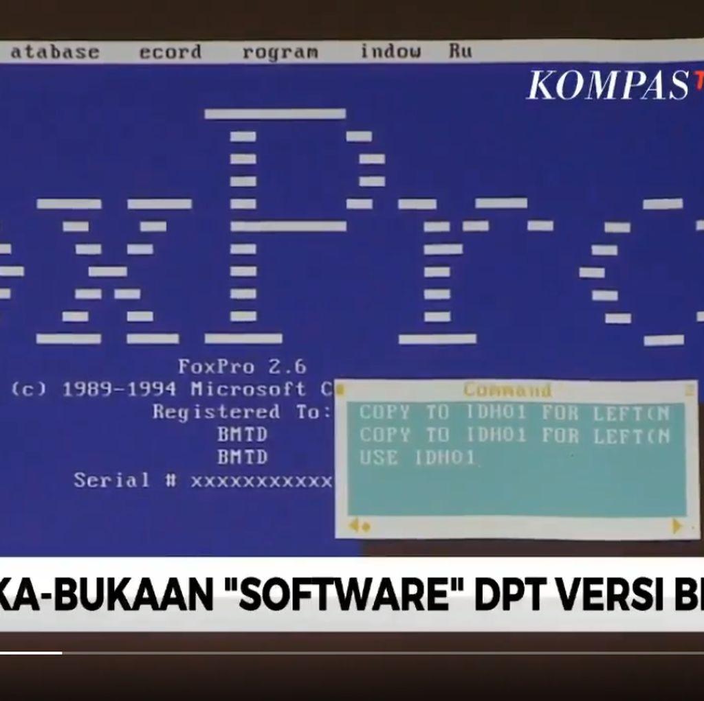 Onno Purbo soal FoxPro: Bahasa Pemrograman Lawas, Tapi...