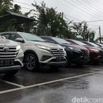 Toyota Rush Ditarik, Daihatsu Terios Aman