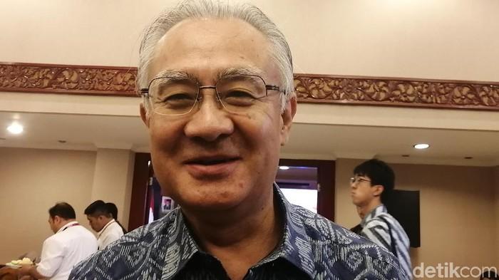 Dubes Jepang untuk Indonesia, Ishii Masafumi (Zakia/detikcom)