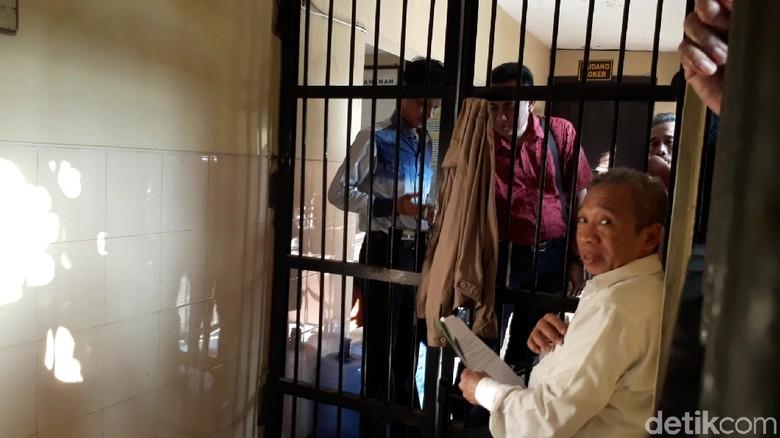 Begini Kondisi Qomar Dalam Tahanan Mapolres Brebes