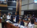 Kemenkumham-DPR Bahas RUU Kerja Sama Indonesia-Iran