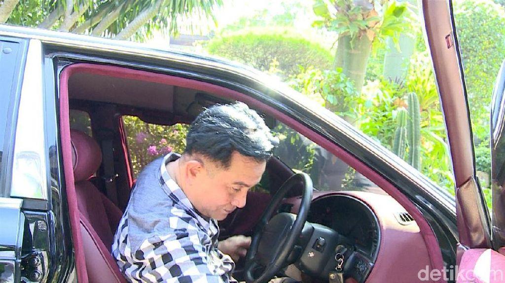 Koleksi Mobil President Yusril Ihza Mahendra