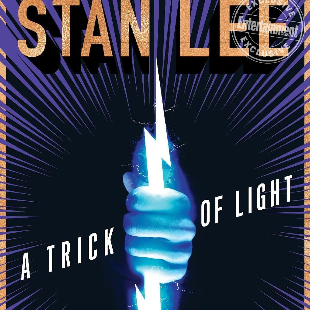Ini Novel Superhero Stan Lee Pertama untuk Pembaca Dewasa
