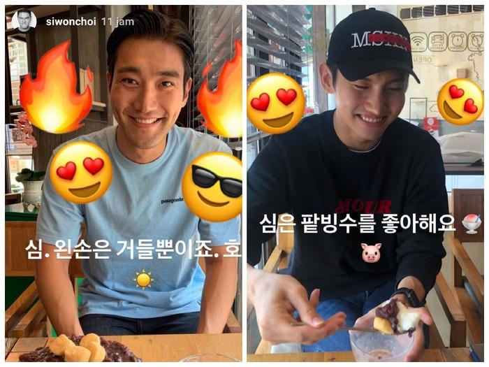 Foto: Instagram Siwon