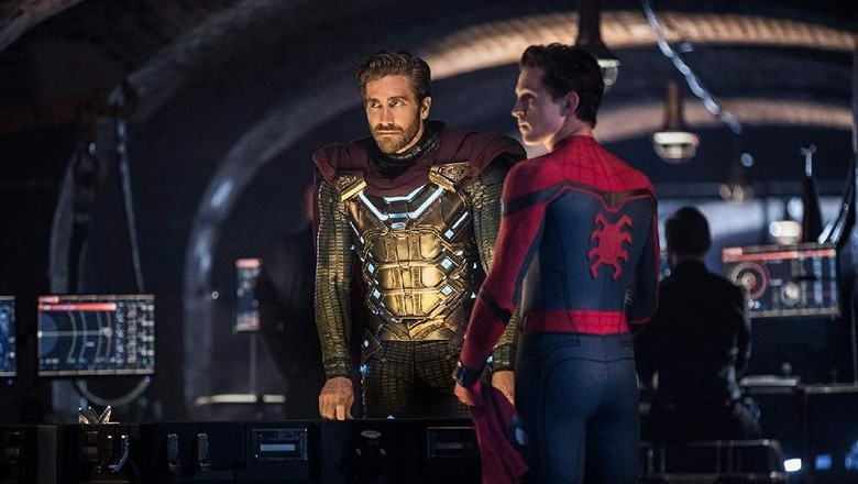 Foto: Mysterio and Spider-Man (imdb.)