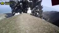 Video Detik-detik Gunung Anak Krakatau Erupsi Disertai 3 Kali Letusan