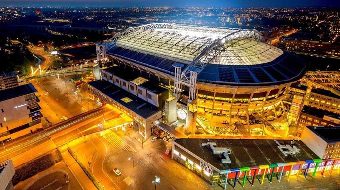 Ini Stadion yang Gunakan Baterai Bekas Mobil Listrik