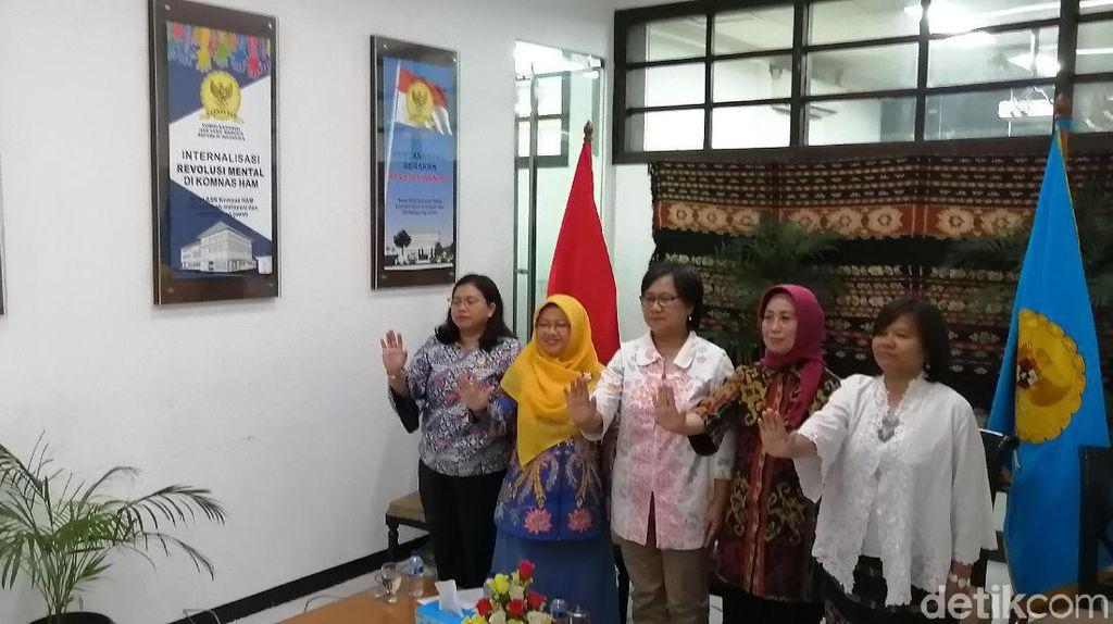 Peringati Hari Anti Penyiksaan, Komnas HAM-LPSK Soroti Over Capacity Lapas