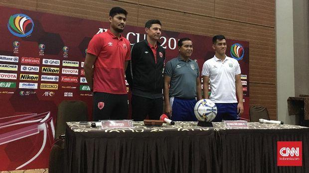 PSM Makassar harus menang dengan keunggulan di atas dua gol atas Becamex Binh Duong.