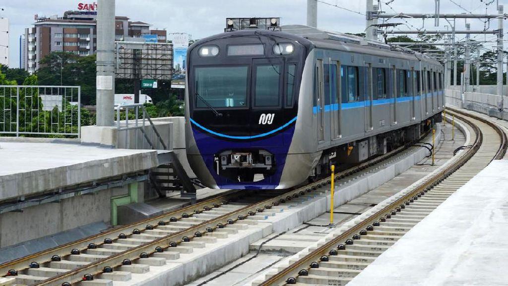 Kuliner di Jalur MRT