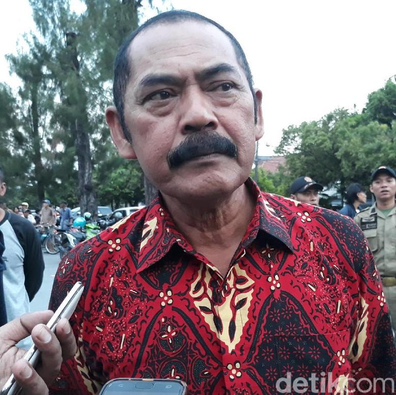 5 Periode Jabat Ketua DPC PDIP Solo, FX Rudy: Saya Dipaksa Bu Mega