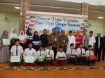 Pertamina Balikpapan Beri Santunan 300 Paket Sekolah dan Uang Tunai