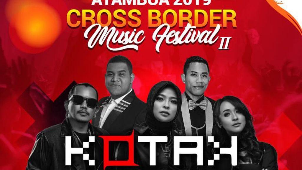 Crossborder Music Festival Atambua Akan Disiarkan Live Lewat RRI