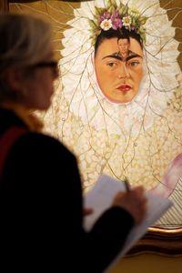 Karya Frida Kahlo di museum