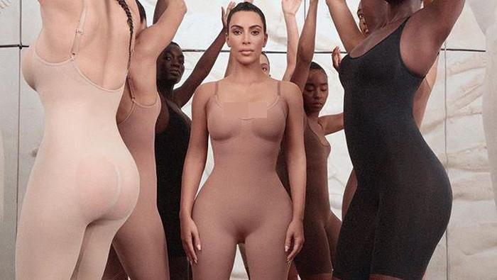 Pakaian dalam merek Kimoni milik Kim Kardashian. Foto: Dok. Hypebae