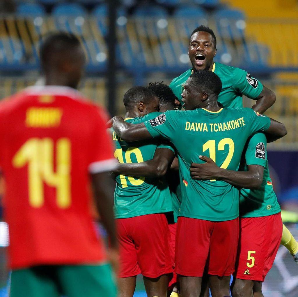 Piala Afrika 2019: Kamerun Petik Kemenangan, Ghana Seri