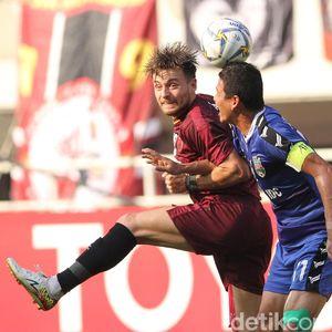 PSM vs Becamex: Juku Eja Menang 2-1, tapi Tetap Kandas dari Piala AFC