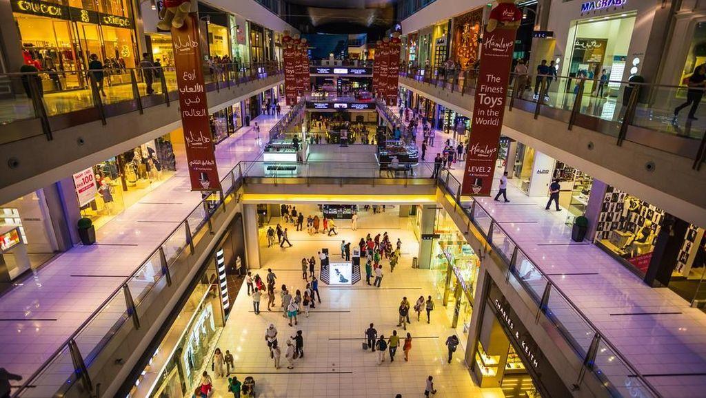 Tempat Belanja Barang Branded hingga Suvenir Murah di Dubai
