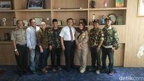 Protes Felix Siauw Ceramah di Balai Kota, Banser Diterima Sekda DKI