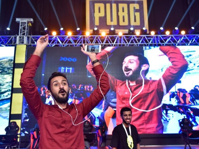 Turnamen PUBG Mobile di Arab Saudi. Foto: General Sports Authority (GSA)