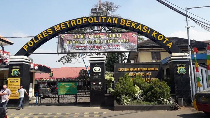 Kantor Polres Metro Bekasi Kota