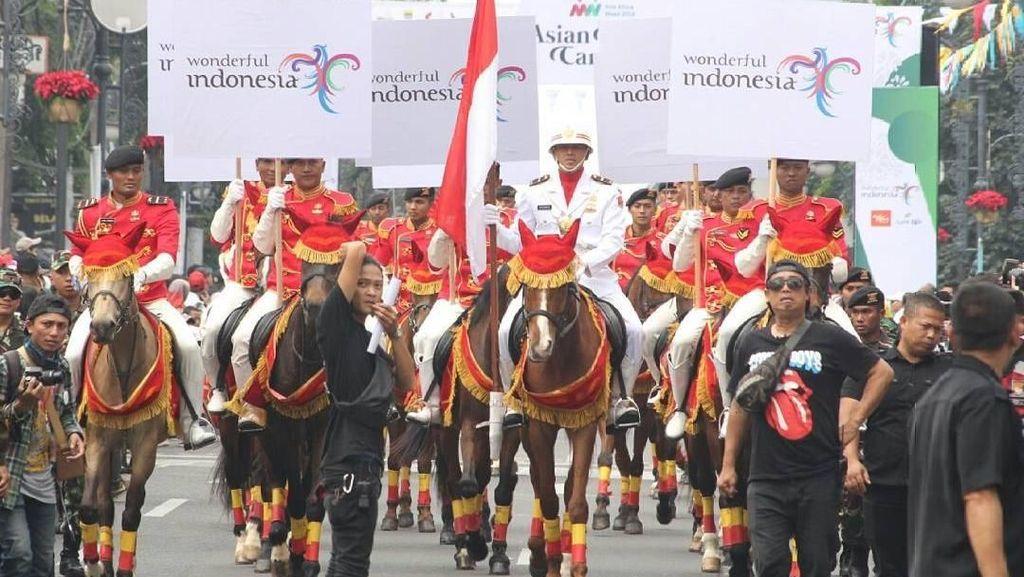 Siap-siap! Asia Africa Carnival Bakal Digelar di Kota Bandung